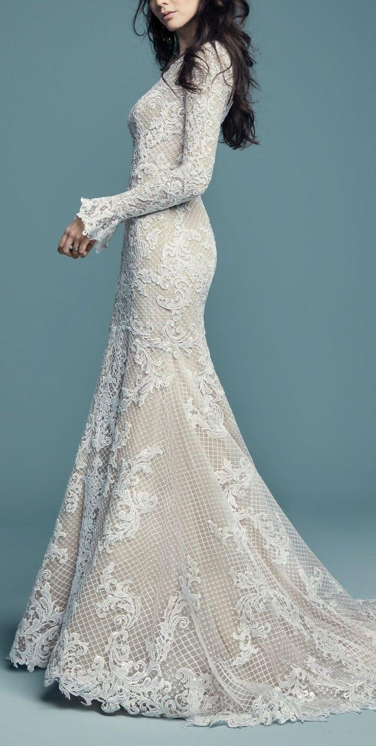 8843 best Wedding-Dresses images on Pinterest | Wedding frocks ...