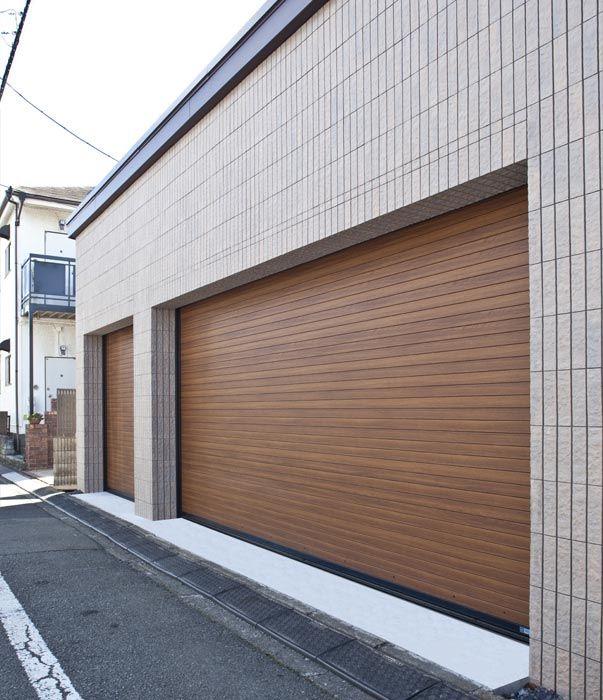 ガレージシャッターコレクション|文化シヤッター|快適空間設計工房