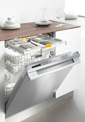 I recently invested in a new dishwasher and after doing research settled on the Miele Dimension G5575.  This dishwasher is a dream!