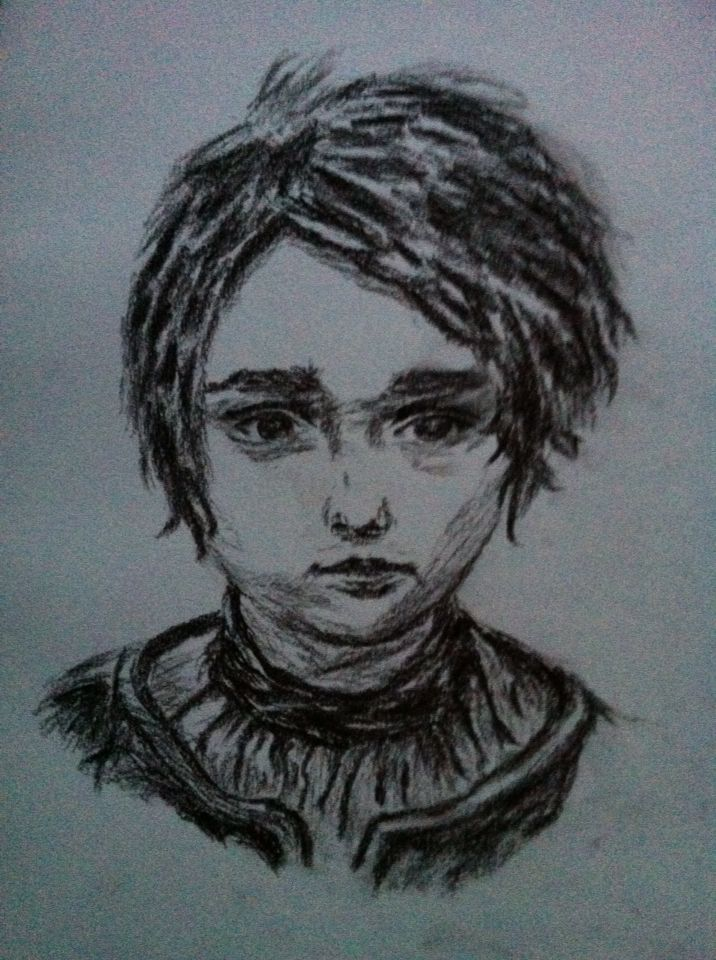 Arya Stark 18/09/14