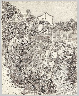 david hockney pencil drawings