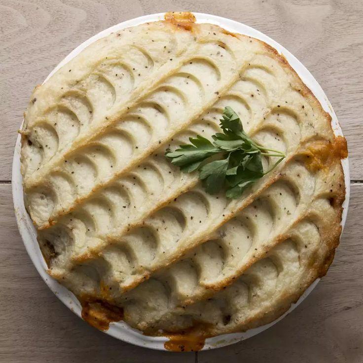 Vegan Shepherd's Pie Recipe by Tasty