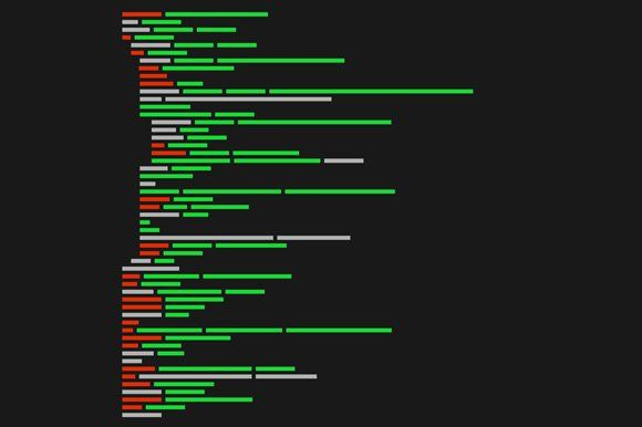 Program Code Listing Background Programming Code Graphic Design