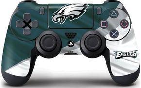 NFL - Philadelphia Eagles - Philadelphia Eagles - Sony PlayStation 4 / PS4 DualShock4 Controller - Skinit Skin Skinit http://www.amazon.com/dp/B00K3T4JWI/ref=cm_sw_r_pi_dp_IyM2tb1MP1KW285B