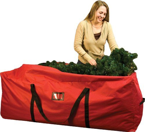 You can find Christmas Tree Storage Bags almost anywhere. You can buy cheap bags and you can buy expensive ones. The most important thing to remember is that there are usually sharp ends and edges on your Christmas tree so make sure you get one that doesn't puncture easily.
