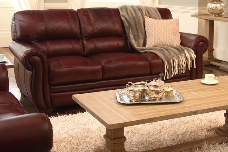 Harvey Norman Wilton 3 Seater Leather Sofa leather couch Pinterest Norman, Leather sofas