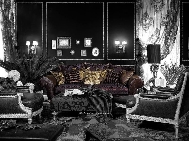 17 best images about home decor on pinterest victorian - Classic italian living room furniture sets ...