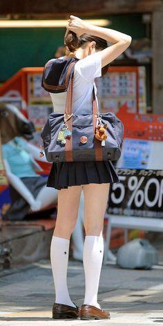 school girl , Japan