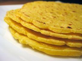 Tortillas de maïs - Journal des femmes