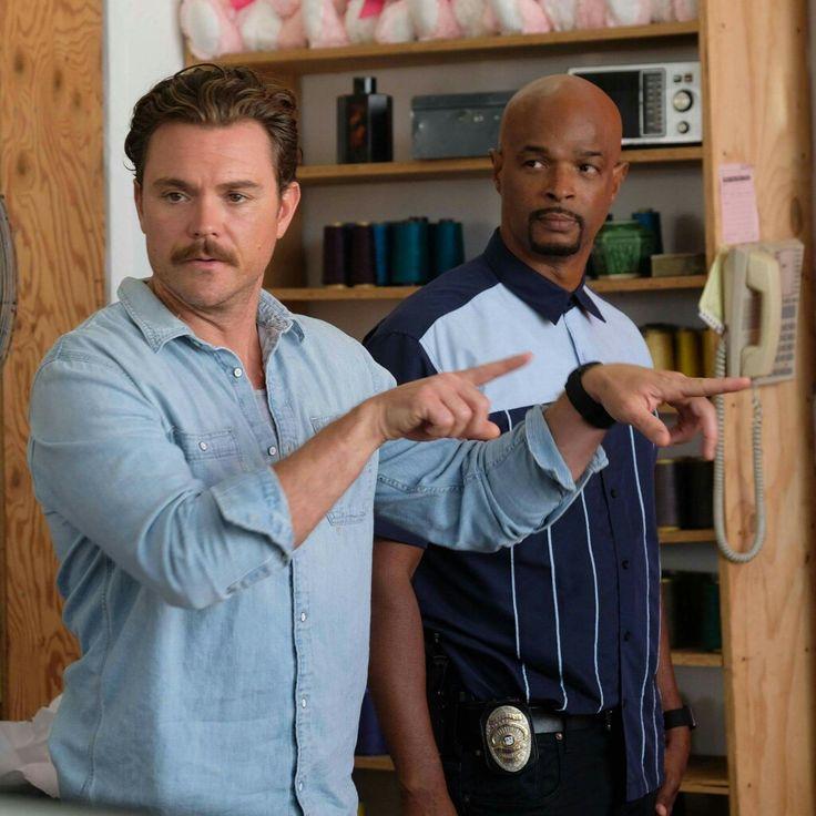 Martin Riggs & Roger Murtaugh  (Lethal Weapon 2016 - Clayne Crawford & Damon Wayans)