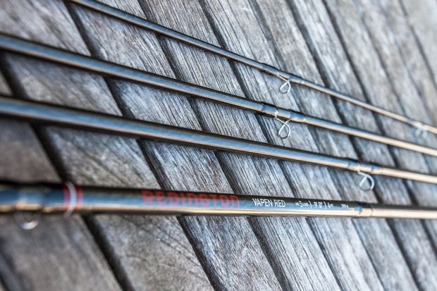Week One Prize - Redington, 8 weight Vapen Red fly rod