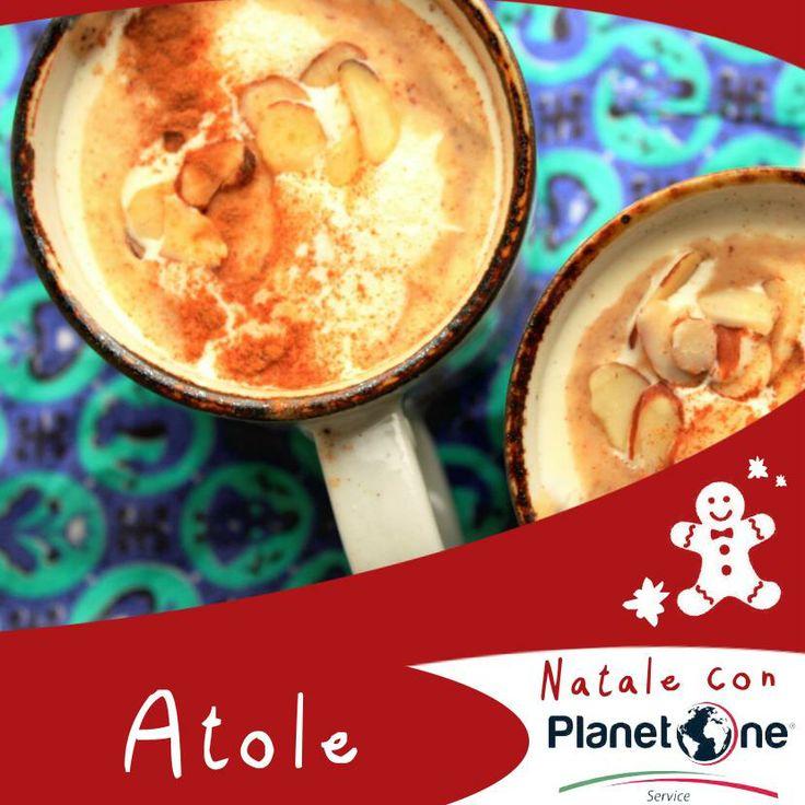 L'Atole è la bevanda calda messicana e centroamericana tipica del Giorno dei Morti ma che viene spesso usata anche durante  le processioni e rappresentazioni religiose  del periodo dell'Avvento.   La ricetta base dell'atole comprende farina masa, acqua, zucchero di canna non raffinato, cannella, vaniglia ed eventualmente cioccolato o frutta.