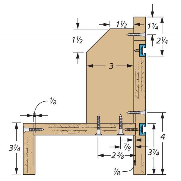 http://www.woodsmithtips.com/2013/10/10/versatile-table-saw-jig/ | Woodworking Jigs & Fixtures ...