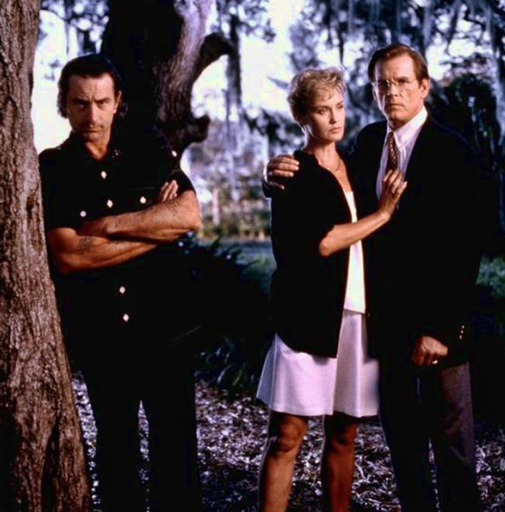 Robert De Niro, Jessica Lange & Nick Nolte in Cape Fear