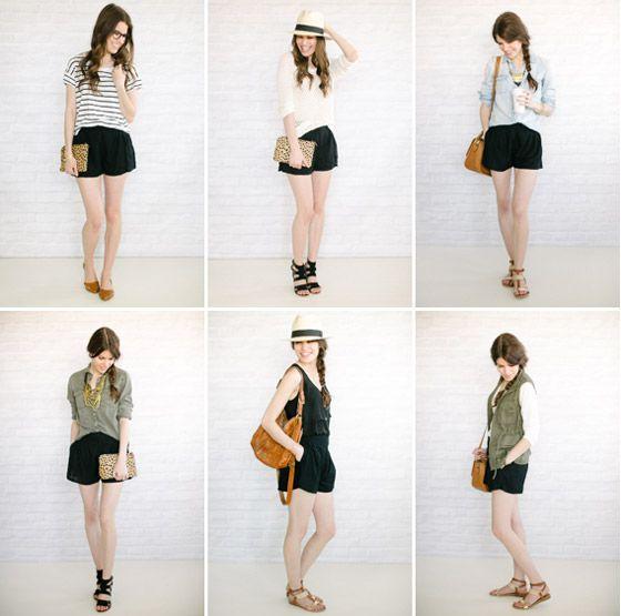 Best 25  Black shorts ideas on Pinterest | Black shorts outfit ...