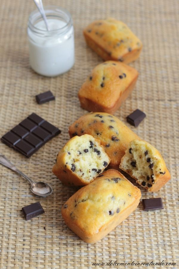 I mini plumcake sono le merendine golose ideali per i vostri bambini, ottimi a colazione o col té, saranno sempre apprezzati, sia da grandi che da bambini. La ricetta è sempre quella della mia amica S