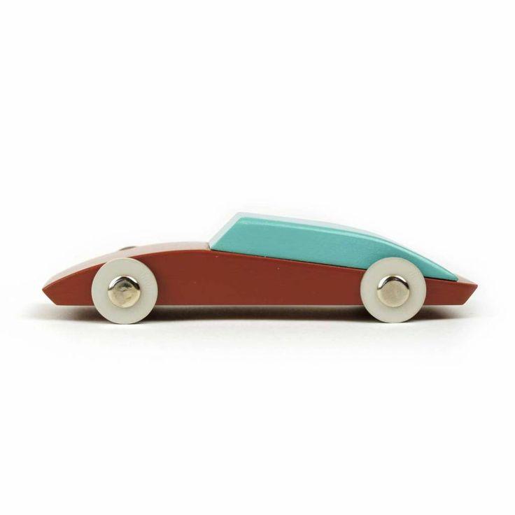 Beb/é a bord nen triangle adhesiu per al cotxe Detalles Infantiles