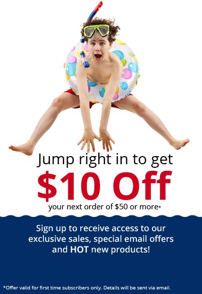 In The Swim Discount Pool Supplies - Swimming Pool Supply Store