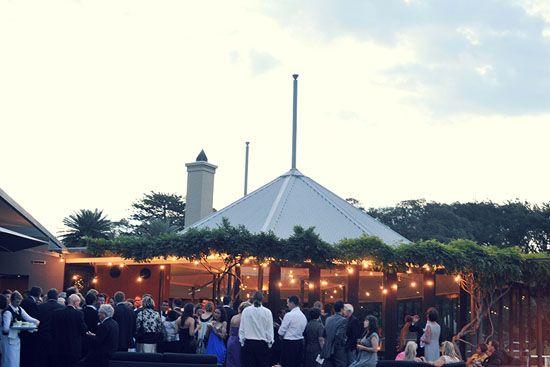 Wisteria & Lights | Centennial Parklands Dining