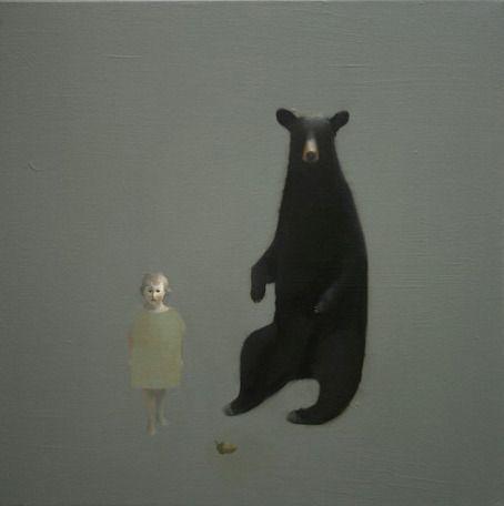 Bear Child - Sarah Ball