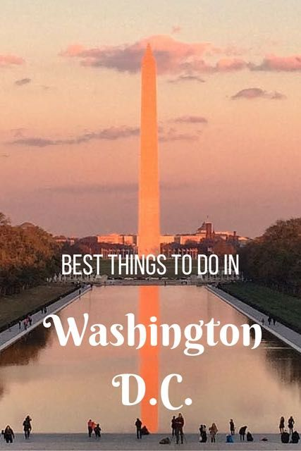 Best Things to do in Washington D.C. (1)