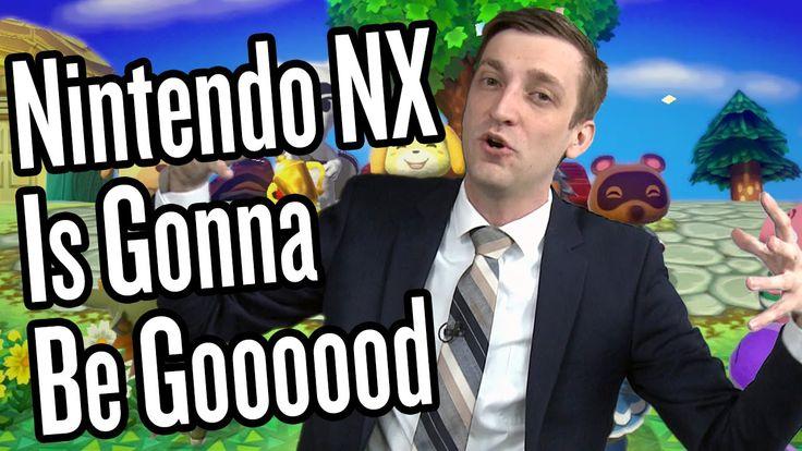 Nintendo NX Is Gonna Be Goooood - The Final Bosman