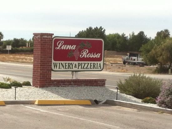 Photo of Luna Rossa Winery & Pizzeria. Monday Specials.