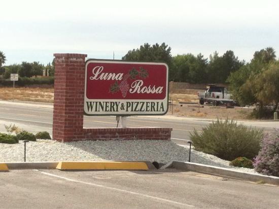 Photo of Luna Rossa Winery & Pizzeria. Monday Specials.