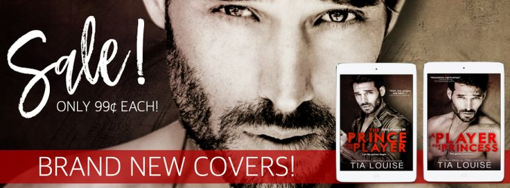 Release Blitz For Tia Louise  Both eBooks are only 99c!  THE PRINCE & THE PLAYER (Dirty Players #1) By Tia Louise  Let the games begin  -Runaway Zelda Wilder will do whatever it takes to secure a better life for her and her sister Ava. -Crown Prince Rowan Westringham Tate will do whatever it takes to preserve his small country. -MacCallum Lockwood Tate will do whatever it takes to steal Zeldas heart.  When Zee is blackmailed into humiliating the brooding future king she never expects to be…