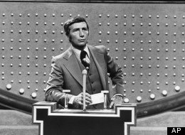 """Richard Dawson: """"Hogan's Heroes"""" actor and longtime """"Family Feud"""" game show host Richard Dawson passed away at the age of 79 following complications from esophageal cancer.   (June 2nd)"""