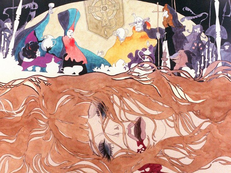 哀しみのベラドンナ (Kanashimi no Beradonna) - Belladonna of Sadness - featured restored…