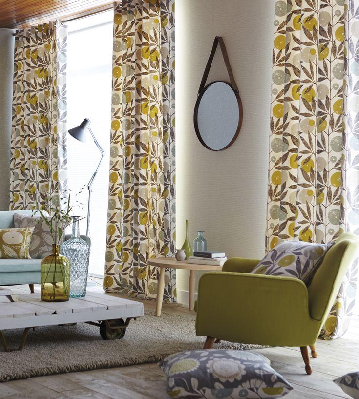 Blomma Fabric by Scion | Jane Clayton