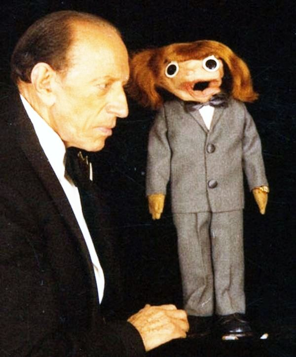 Ed Sullivan Show 1948 1971 Wences Was A Ventriloquist