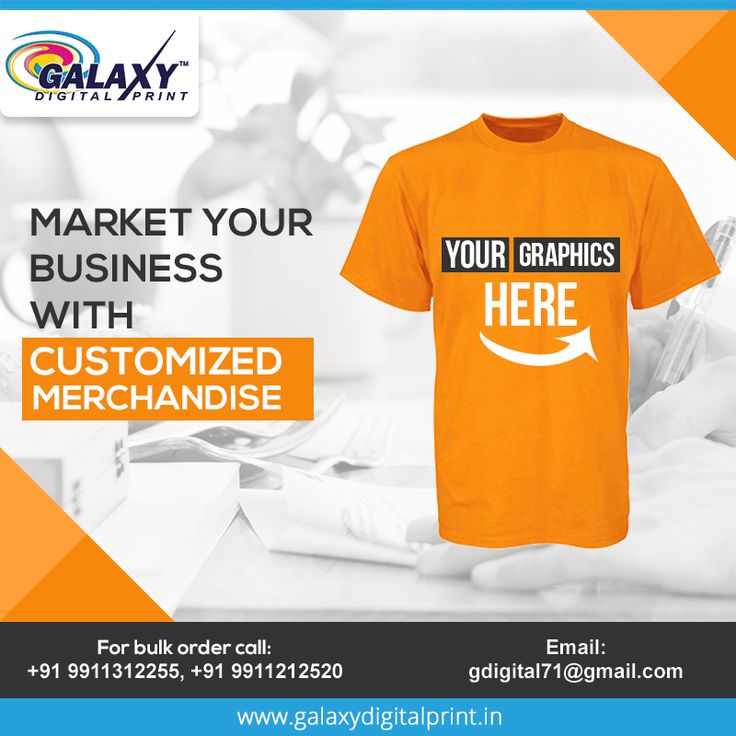 #Promote your business with amazing #customized #merchandise  For bulk orders Mail us at: gdigital71@gmail.com
