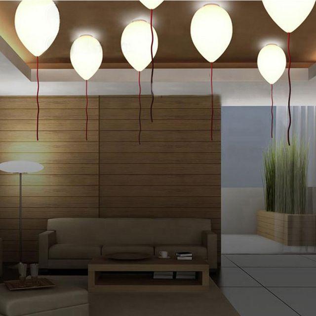 Ceiling Lights For Kids Room Children Ceiling Lamp Modern Light Fixture Ballon Design Simple Bedroom Light