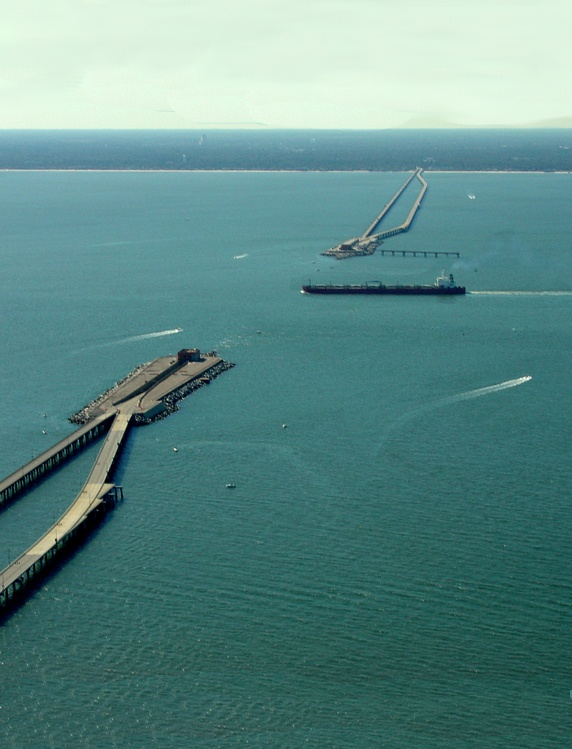 Chesapeake Bay Bridge–Tunnel, Virginia