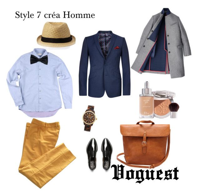 """""""Style 7 créa Homme"""" by thevoguestparis on Polyvore"""