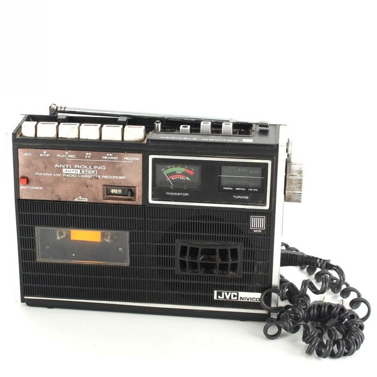 Radiomagnetofon JVC Nivico 9403LS