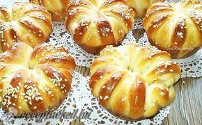 Sajtos muffin recept fotóval