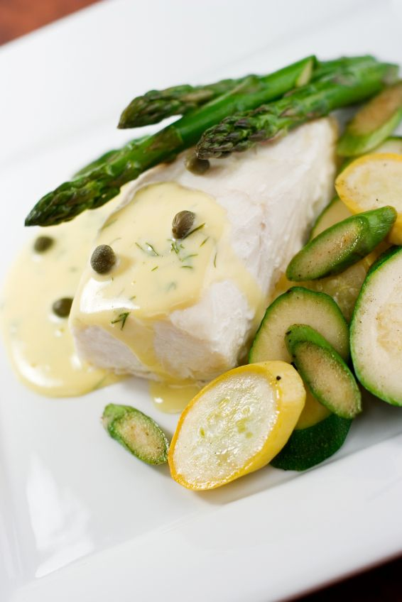 Petrale Sole with Meyer Lemon Beurre Blanc Sauce.....I miss dinner at my family restaurant! Petrale Sole one of my favs!