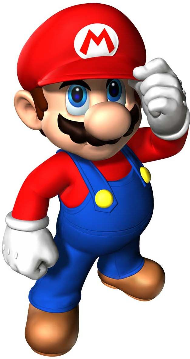 Mario, Pretty much all of video gamings mascot.
