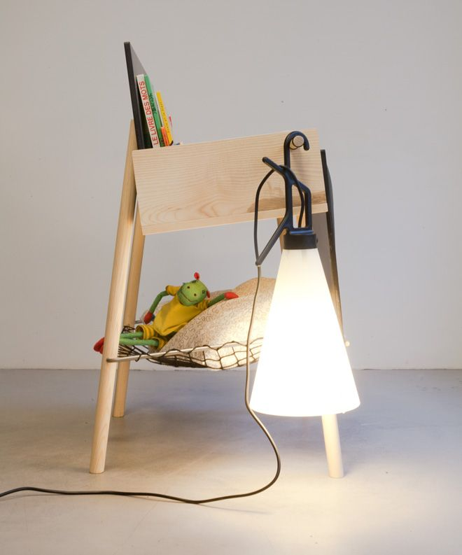 """Ta.Ta. Unconventional Design For Kids: """"Books at Home"""""""