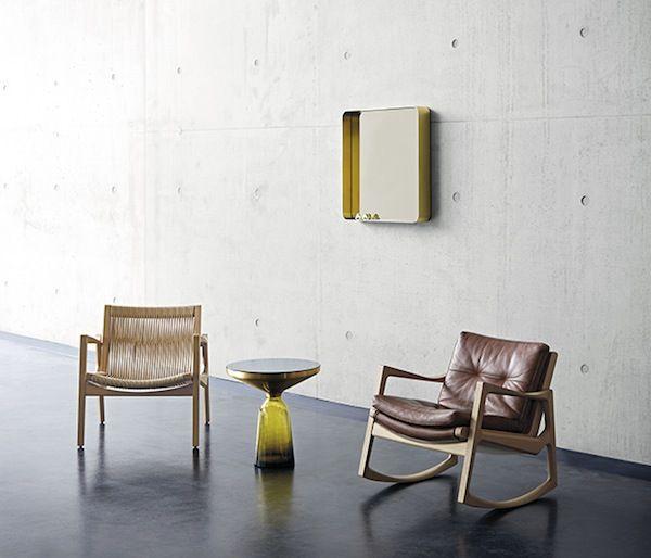 nina mair classicon cypris 022 imm cologne more golden glamour trends pinterest design. Black Bedroom Furniture Sets. Home Design Ideas