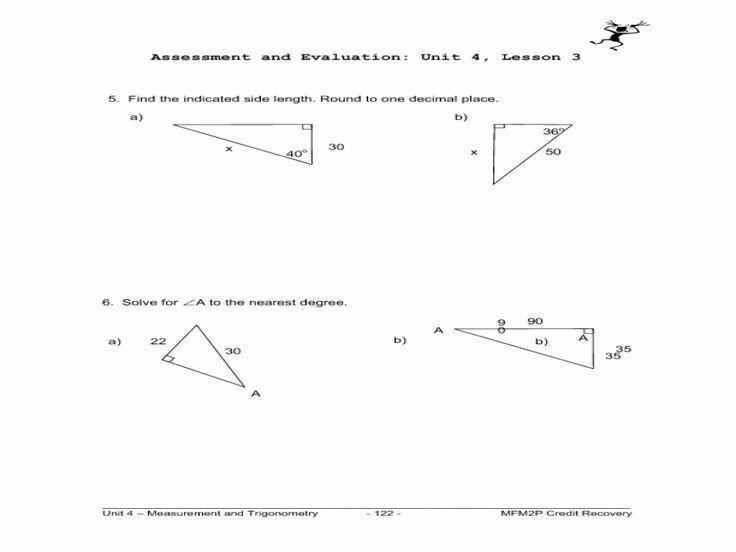 Trigonometric Ratios Worksheet Answers Fresh Primary Trig