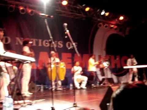 Charanga Habanera. Opening of the Show at Cubamemucho Salsa Fetival 2008.
