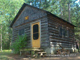 Algonquin-McKaskill Lake ranger cabin