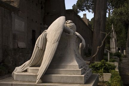 tomb of emelyn story, rome