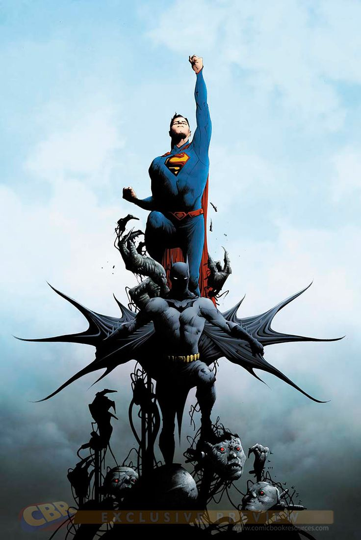 BATMAN/SUPERMAN #1  Written by GREG PAK  Art and cover by JAE LEE