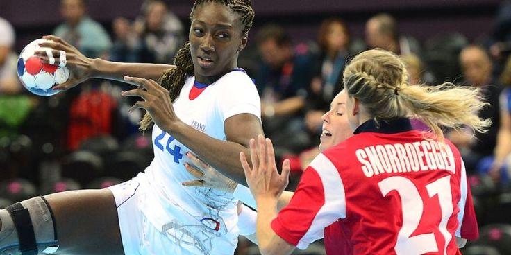 Handball : l'équipe de France féminine