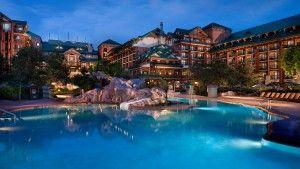 Boulder Ridge Villas -  The Villas at Disney's Wilderness Lodge Have Been Renamed / Disney World.